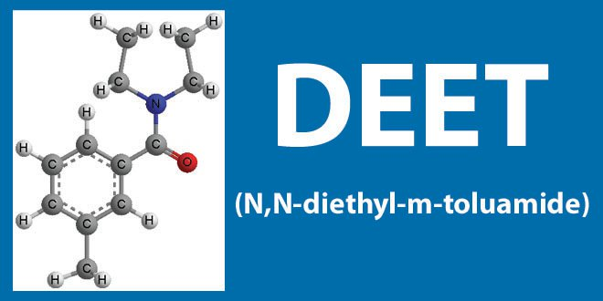 deet name and molecule