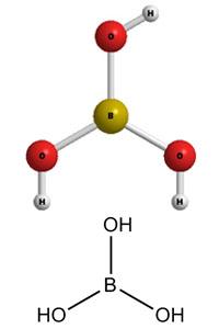Boric Acid Technical Fact Sheet