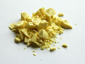 Sulfur General Fact Sheet
