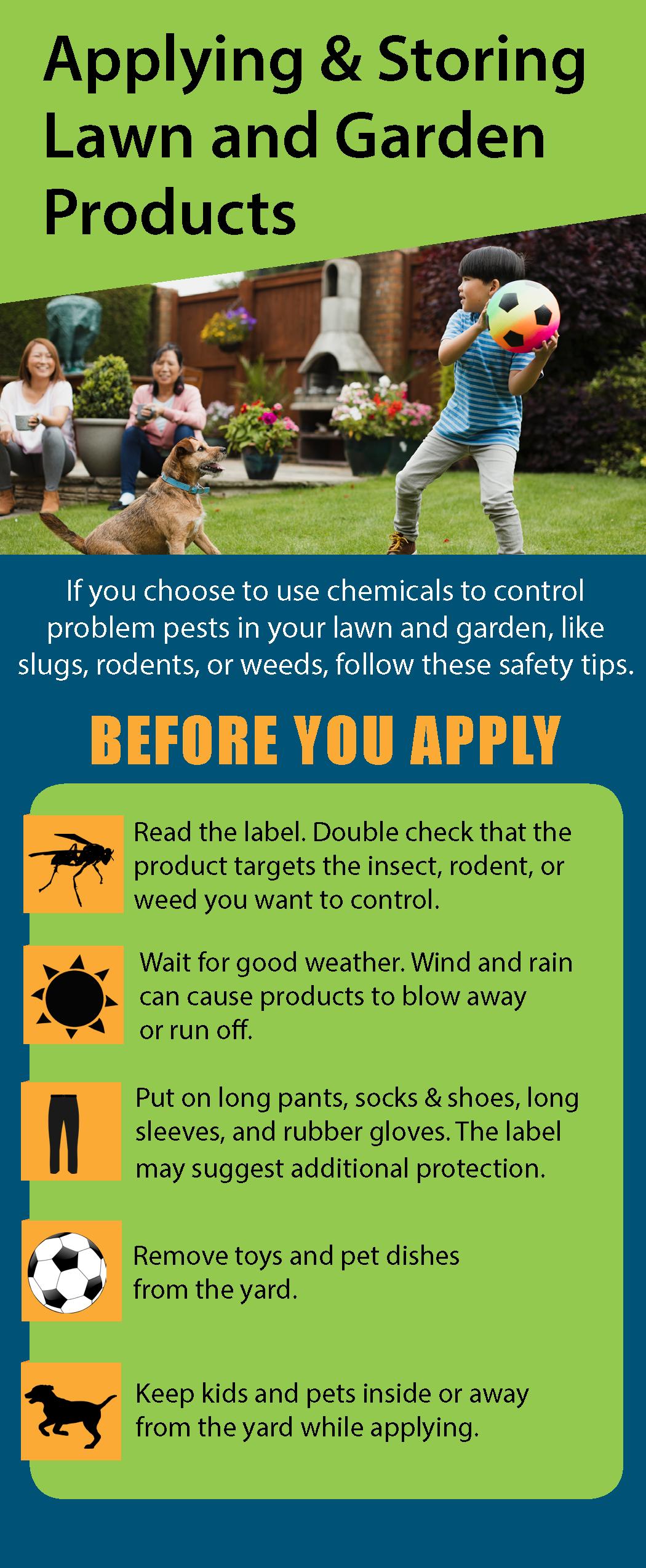 Minimizing Pesticide Risks