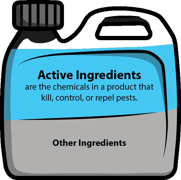 Pesticide Active Ingredients