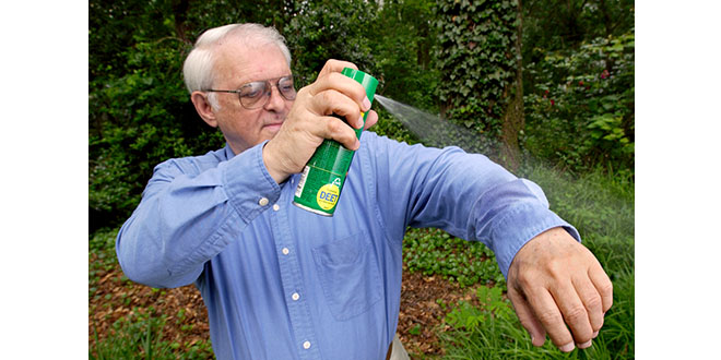 Choosing And Using Insect Repellents