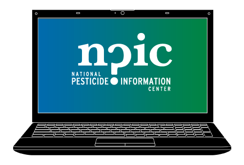 laptop with npic logo